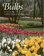 Bulbs by John E. Bryan
