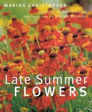 Late Summer Flowers PDF