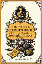 Down the Kitchen Sink PDF