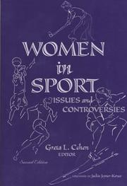 Women in Sport by Greta L. Cohen