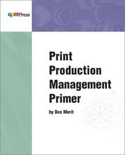 Print production management primer PDF