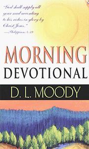 Morning Devotional