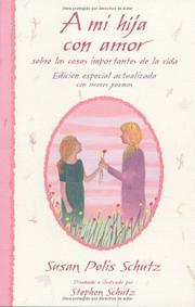 To my daughter with love PDF