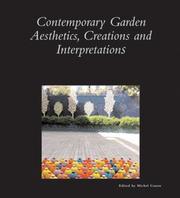 Contemporary Garden Aesthetics, Creations and Interpretations