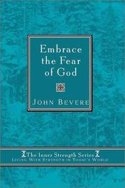 Embrace the fear of God PDF