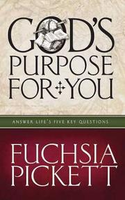 God's Purpose for You PDF