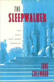 Sleepwalker by June Callwood