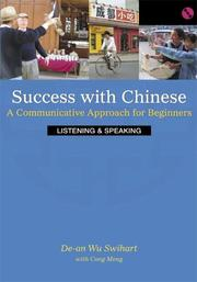 Success with Chinese by De-an Wu Swihart