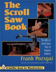 The scroll saw book by Frank Pozsgai