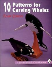 10 patterns for carving whales PDF