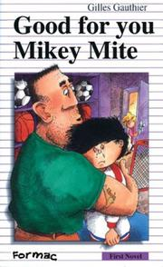 Good For You, Mikey Mite PDF