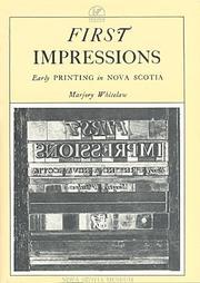 First impressions PDF