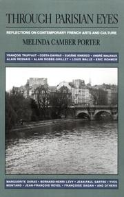 Through Parisian eyes by Melinda Camber Porter