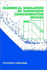 Numerical simulation of submicron semiconductor devices PDF