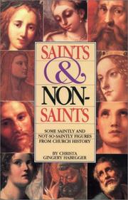 Saints & non-saints by Christa Gingery Habegger