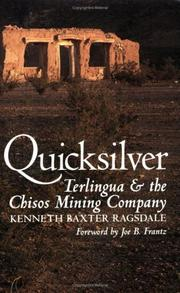 Quicksilver by Kenneth Baxter Ragsdale