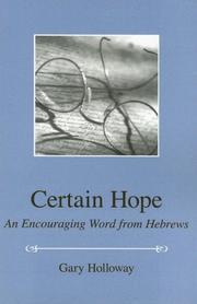 Certain Hope PDF