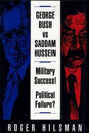 George Bush vs. Saddam Hussein PDF