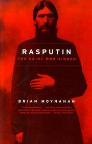 Cover of: Rasputin by Brian Moynahan