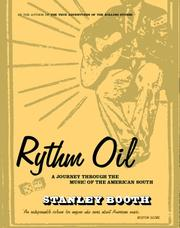 Rhythm oil by Stanley Booth