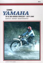 Yamaha DT & MX series singles, 1977-1983 by Ed Scott
