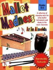 Mallet Madness (Grades K-6, Reproducible Flash Cards) PDF