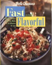 Betty Crocker's Fast & Flavorful PDF