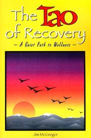 The Tao of Recovery by Jim McGregor