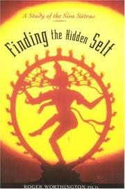 Finding the hidden self by Roger Worthington