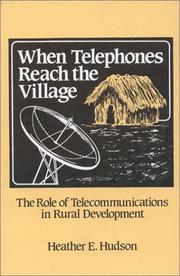 When telephones reach the village