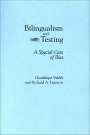 Bilingualism and testing