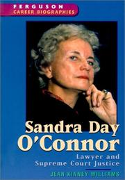 Sandra Day O'Connor by Jean Kinney Williams