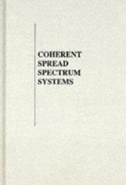 Coherent spread spectrum systems PDF