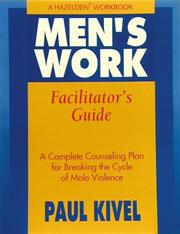 Men's Work by Paul Kivel