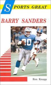 Sports great Barry Sanders PDF