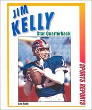Jim Kelly, star quarterback PDF