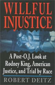 Willful injustice PDF