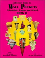 Collectors guide to wall pockets PDF