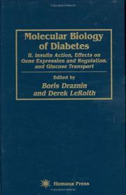 Molecular biology of diabetes