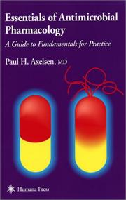 Essentials of Antimicrobial Pharmacology