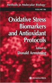 Oxidative Stress and Antioxidant Protocols PDF