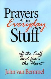 Prayers about everyday stuff PDF