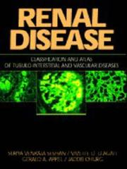 Renal disease by Jacob Churg