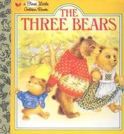 Cover of: The three bears by Carol North