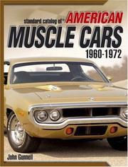 Standard Catalog of American Muscle Cars 1960-1972 (Gunner's Guide) PDF