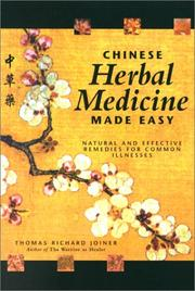 Chinese Herbal Medicine Made Easy PDF