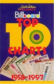 Joel Whitburn presents Billboard top 10 charts PDF