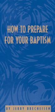 How to prepare for your baptism PDF