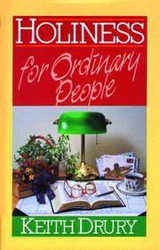 Holiness for ordinary people PDF