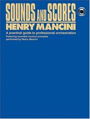 Sounds and scores by Henry Mancini